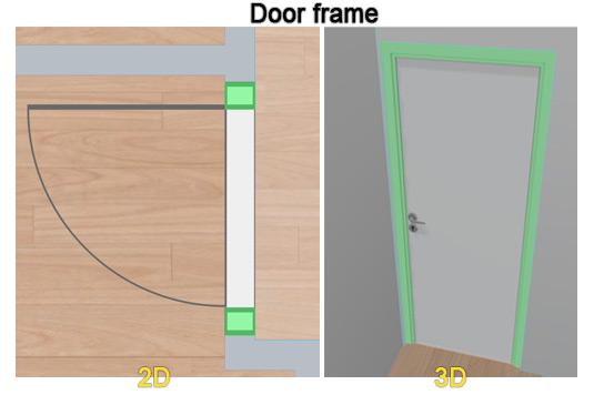 HomebymeFr  Comment Placer Les Portes Et Fentres Correctement