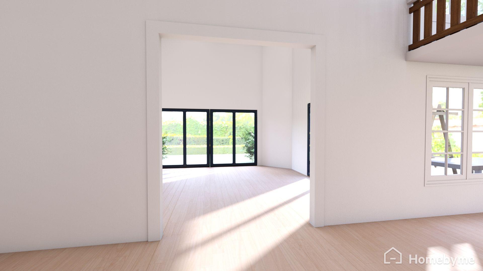 Creer Un Mur Photo homebyme-fr - comment créer une ouverture dans mon mur