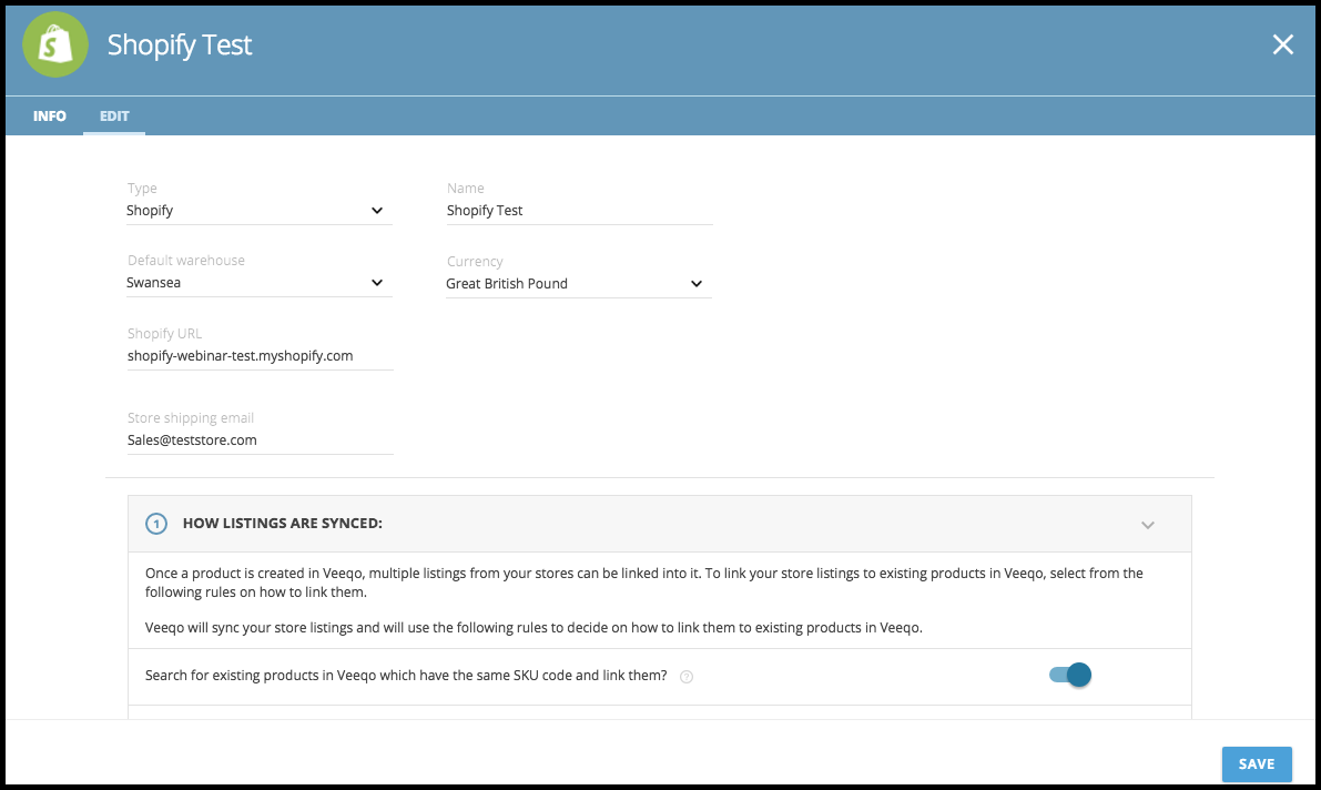 Setting Up Your Shopify Store – Veeqo