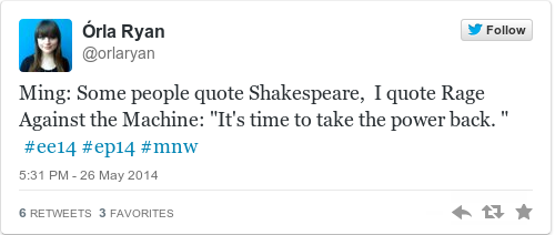 """Rage Against Quotes: """"Some People Quote Shakespeare, I Quote Rage Against The"""