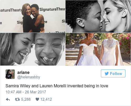 The Story Behind This Orange Is The New Black Wedding Has