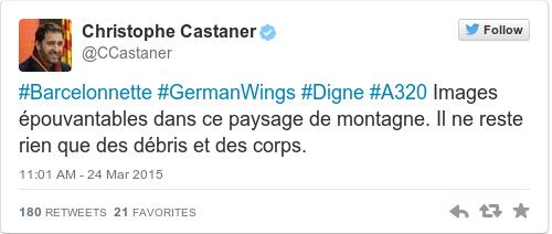 crash germanwings corps