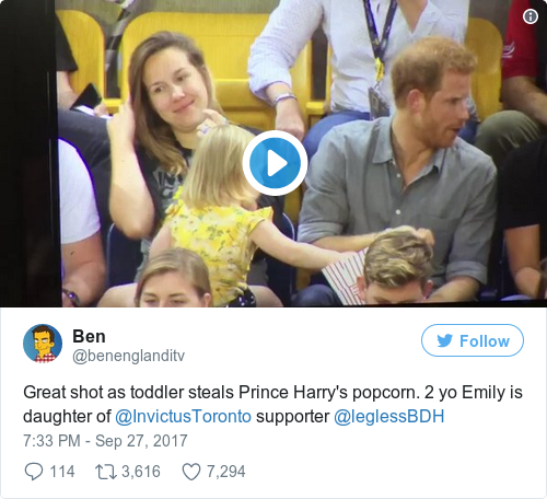 People Have Fallen In Love With This Toddler For Stealing