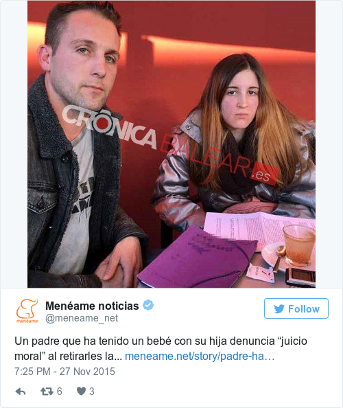 muslim father and daughter relationship in spain