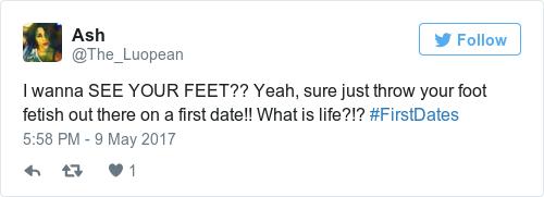 Foot fetish encounters