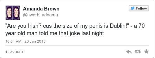 Average Irish Penis Size 37