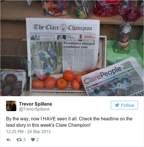 Clare champion headlines for dating 2