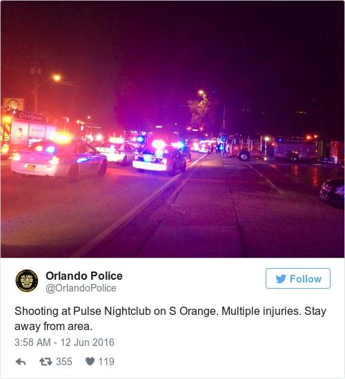 Orlando Nightclub Shooting Bodies: Florida Gay Nightclub Worst Mass Shooting In US History