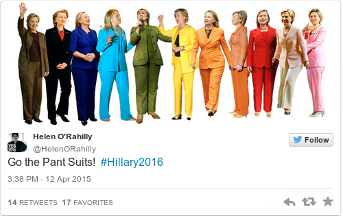 13 of the funniest reactions to hillary clinton s presidential bid