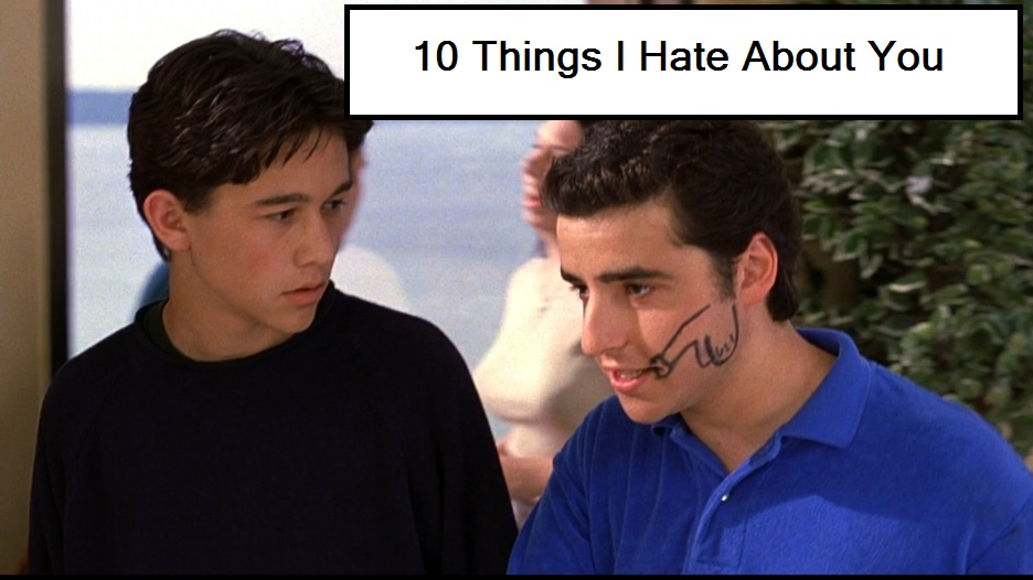 Ten Things I Hate About You: QUIZ: Can You Identify These Teen Movies From The Clues?