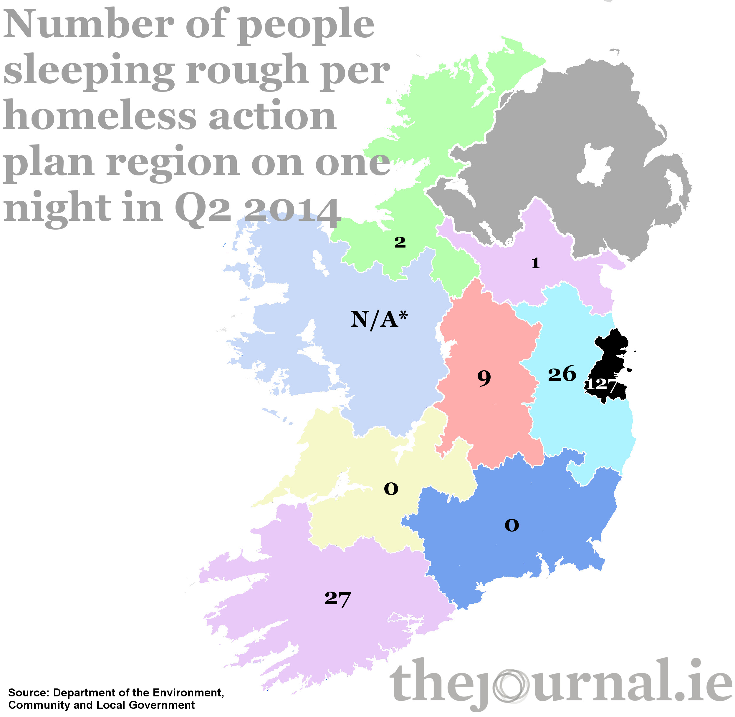 Homelessness in ireland