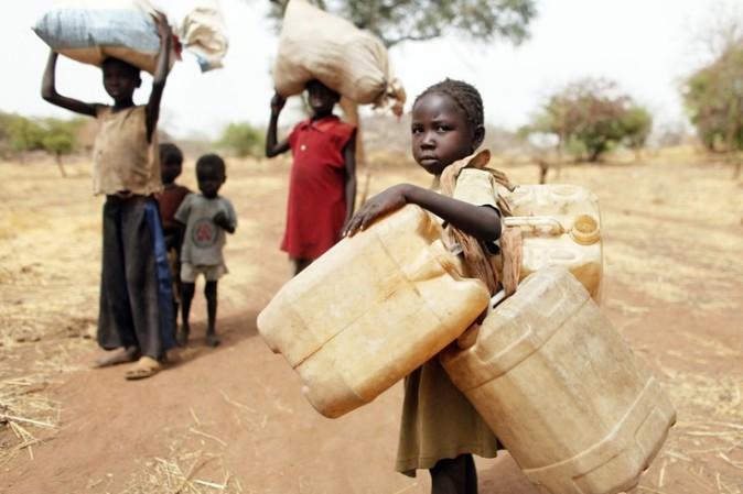 Allarme carestia in Sud Sudan: un milione a rischio fame