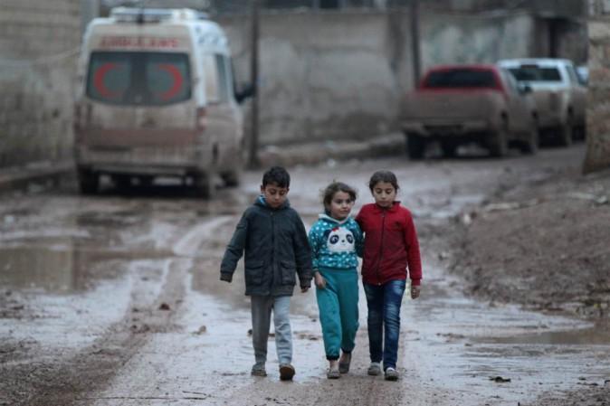 Unicef: Siria, 652 bambini uccisi e 850 reclutati nel 2016