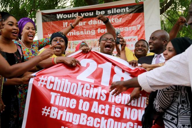 Nigeria, liberate 21 ragazze di Chibok rapite dai Boko Haram