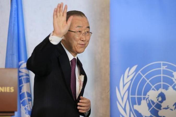 António Guterres: il 2017 sia anno di pace