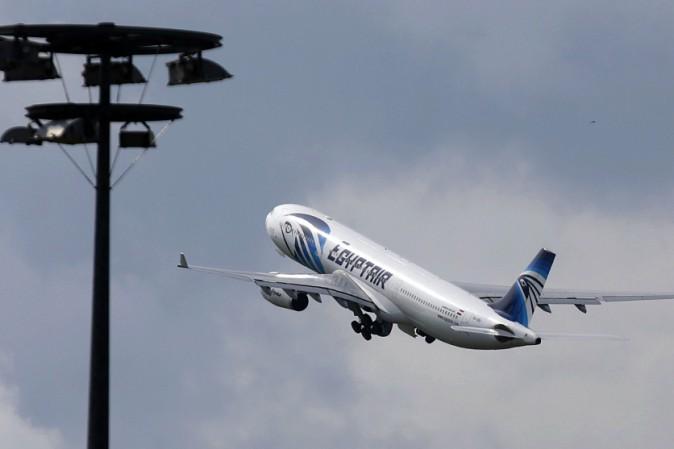 Paura per allarme bomba su volo Egyptair