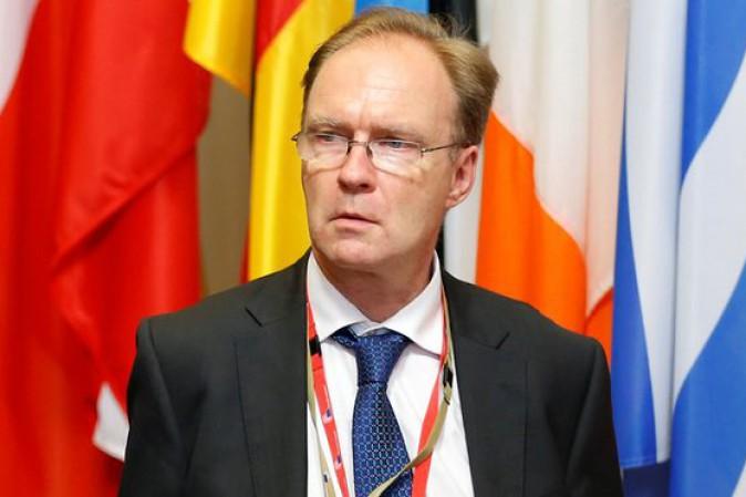 L'ambasciatore britannico presso l'Ue si è dimesso