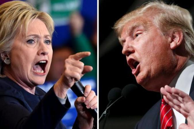 Elezioni Usa, Trump recupera nei sondaggi e le borse vanno giù