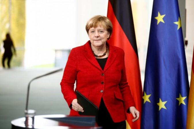 Merkel vuole il quarto mandato