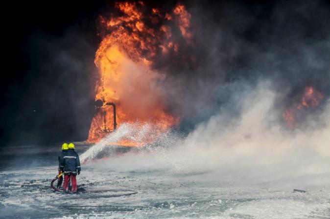 Libia, azienda petrolifera: catastrofe ambientale a Ras Lanuf