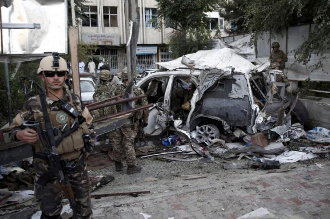 Afghanistan: 8 morti per attacco suicida contro Nato