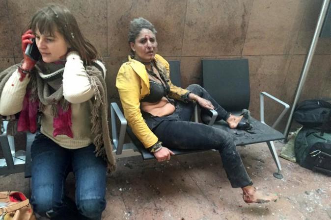 Attacchi a aeroporto e metrò Bruxelles