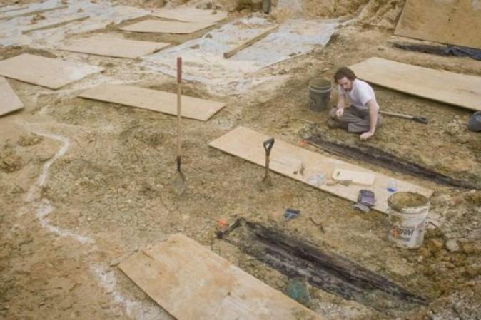 Trovati settemila corpi sotto l'università del Mississippi