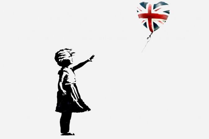 Voto Gb: Banksy offre sue opere gratis a chi non vota Tory