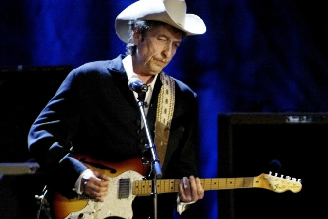 Bob Dylan accetta il Nobel per la Letteratura,