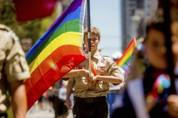 Trans United Scout of America