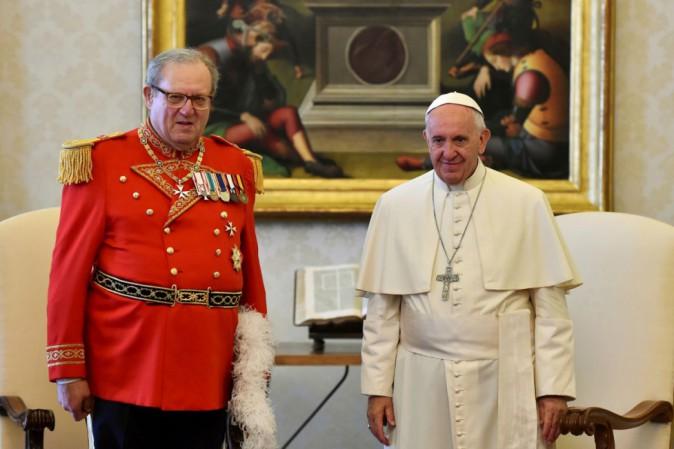 Ordine di Malta, il Gran maestro si dimette