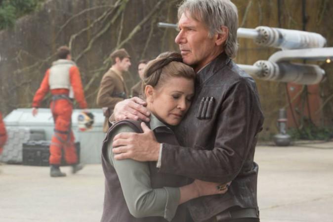 Carrie Fisher non sarà ricreata in digitale per Star Wars