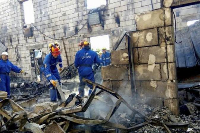 Ucraina: Bbc, 16 morti in incendio casa anziani Kiev