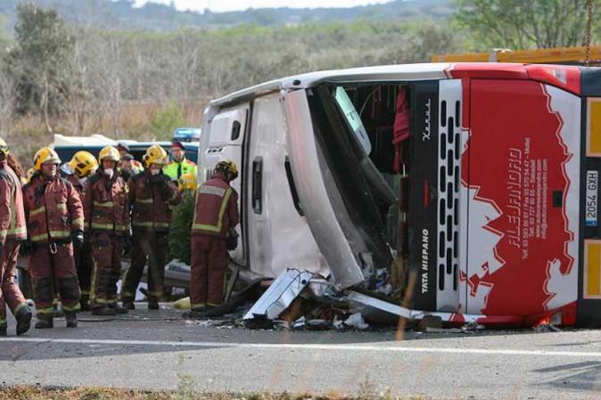 Drammatico incidente in Spagna: ecco i NOMI delle 7 vittime italiane