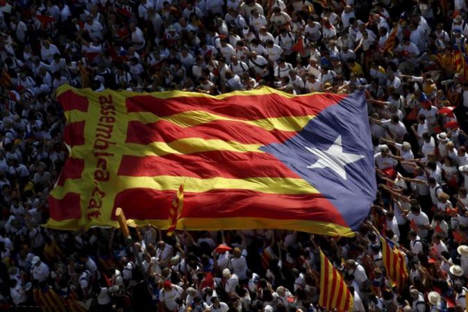 La Catalogna verso il referendum per l'indipendenza