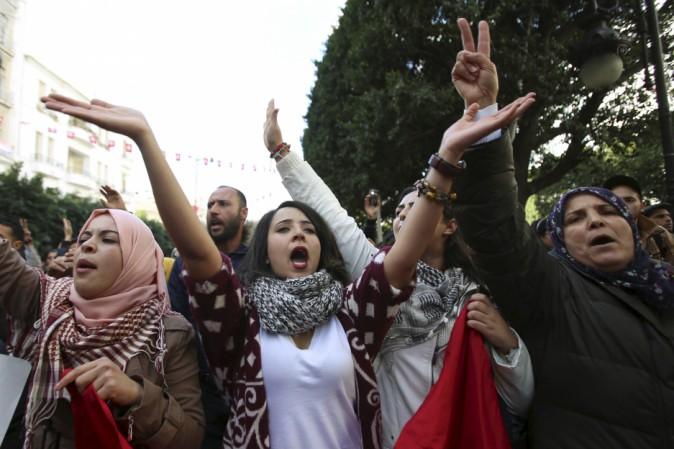Una settimana di scontri in Tunisia