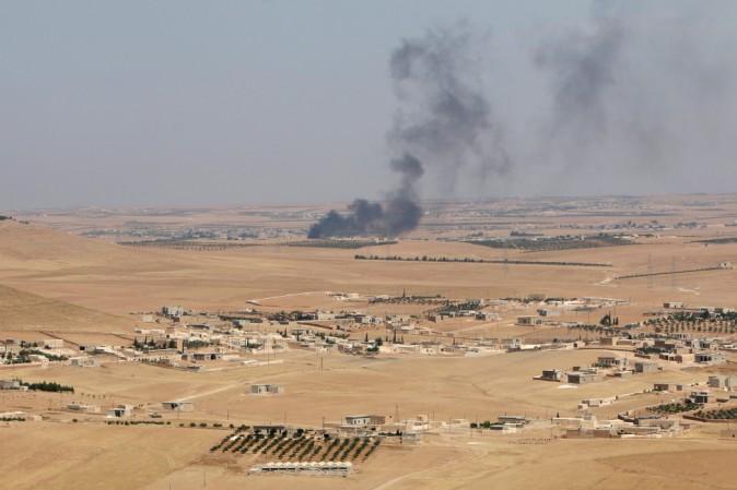 Siria: 35.000 bambini intrappolati a Manbij