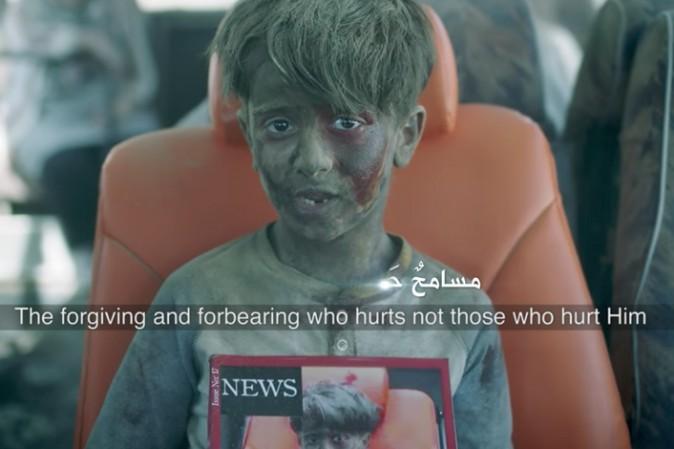 Kuwait, Amore, non terrorismo: spot della compagnia telefonica
