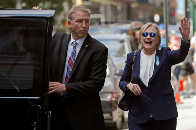 Le condizioni di salute di Hillary Clinton