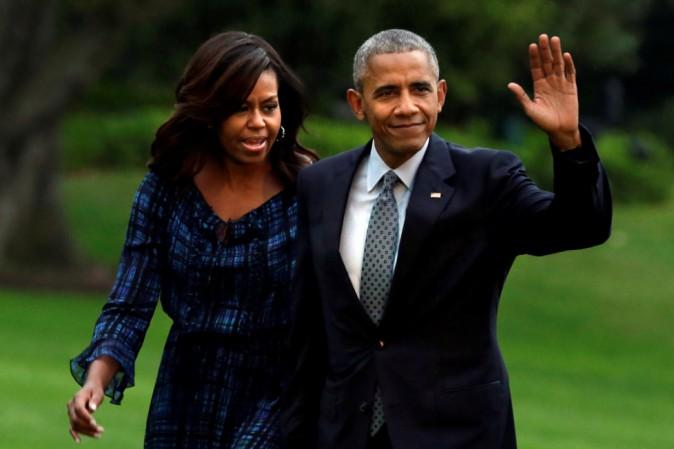 Usa: asta record per le memorie degli Obama, 65 milioni