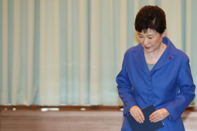 Corea del Sud: confermato l'impeachment per Park Geun-Hye