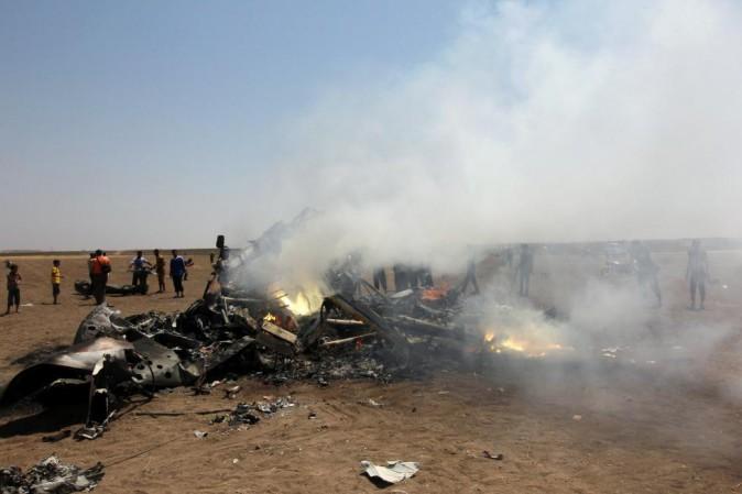 Siria: Abbattuto elicottero russo, ignote le condizioni dell'equipaggio