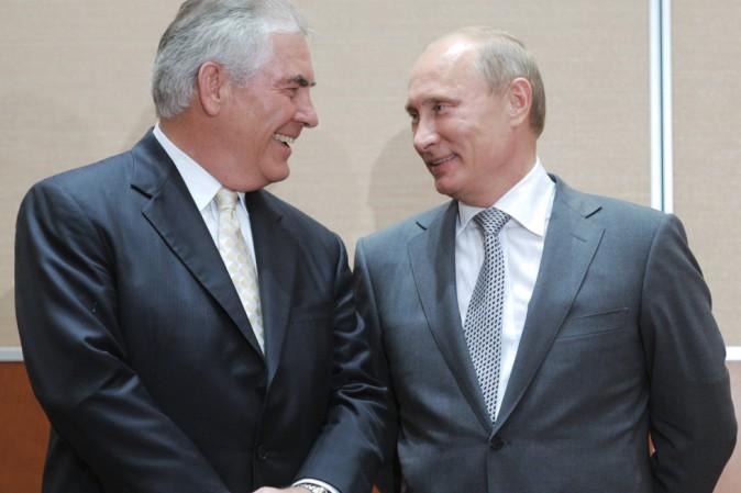 Trump conferma, Tillerson sarà segretario di Stato