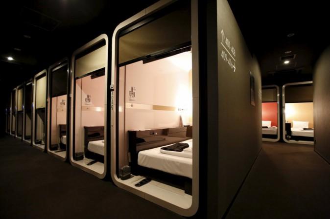 Novità in arrivo a Capodichino da gennaio sarà possibile dormire nelle capsule