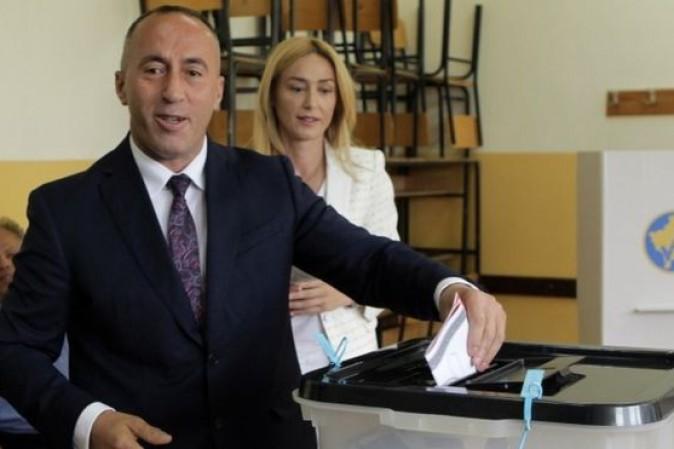 KOSOVO: La coalizione dell'ex generale Haradinaj vince le elezioni