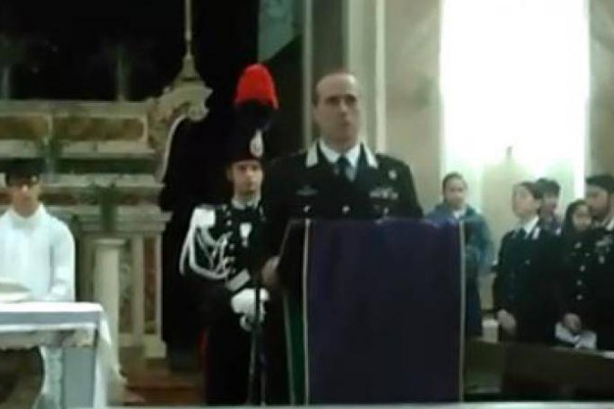 'Ndrangheta: Renzi posta video, orgoglioso del lavoro Carabinieri