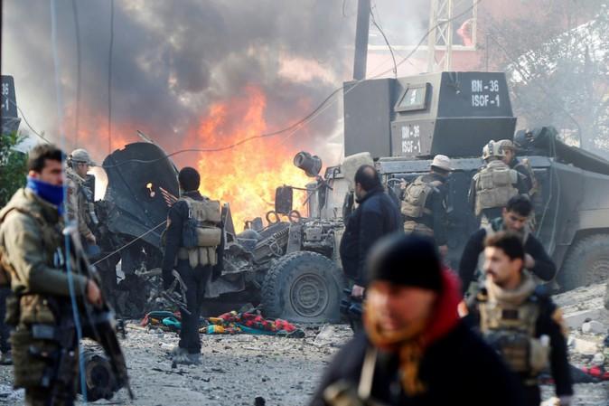 Speciale difesa: Iraq, liberati altri due quartieri nella parte orientale di Mosul