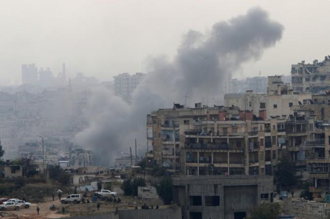 Siria: tv, insorti chiedono tregua Aleppo