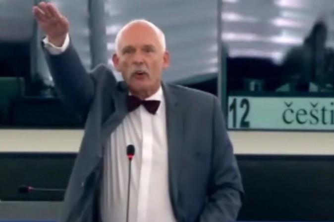 L'eurodeputato Korwin-Mikke: