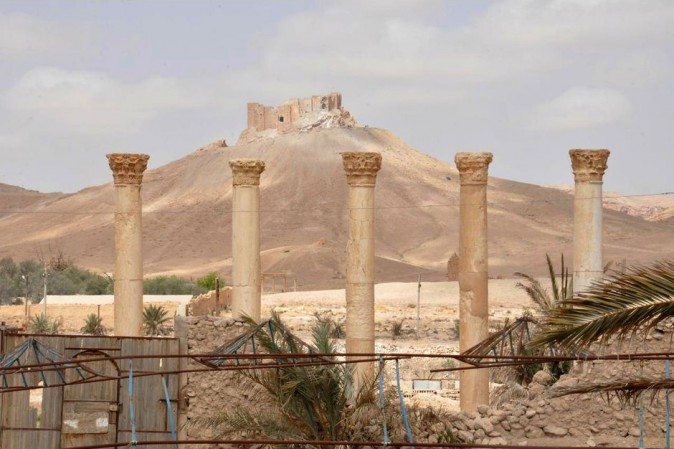 Siria. I regolari avanzano rapidamente su Palmira